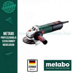 METABO WEV 15-125 Quick Limited Edition sarokcsiszoló