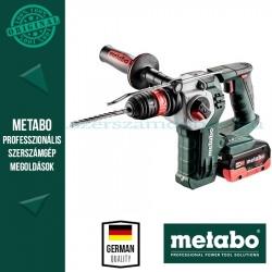 Metabo KHA 18 LTX BL 24 QUICK AKKUS KOMBIKALAPÁCS