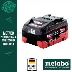 Metabo AKKUEGYSÉG LIHD 18 V - 5,5 AH