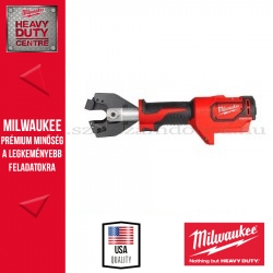 MILWAUKEE M18 HCC-0 ACSR-SET FORCE LOGIC™ HIDRAULIKUS KÁBELVÁGÓ ALAPGÉP