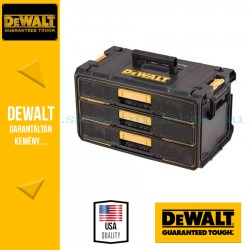 DEWALT DS295 Tough system koffer fiókos
