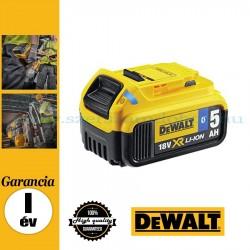 DEWALT DCB184B 18V 5.0Ah XR Li-Ion akku
