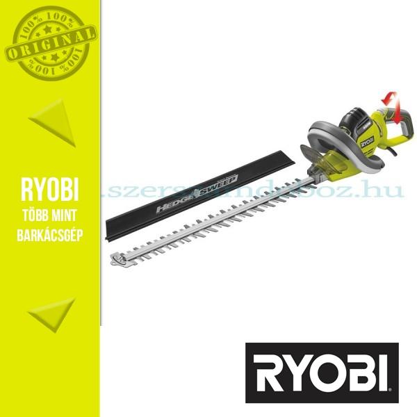 Ryobi RHT6560RL 650 W Elektromos sövényvágó