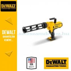 DEWALT DCE560N 18V XR Kinyomó pisztoly alapgép