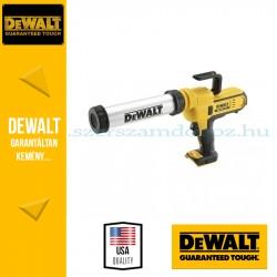 DEWALT DCE571N 18V XR Kinyomó pisztoly alapgép