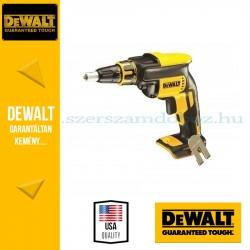 DEWALT DCF620NT-XJ 18V-os Li-Ion kefe-nélküli gipszkarton-csavarozó alapgép\r\n