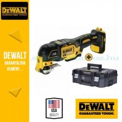 DEWALT DCS355NT-XJ 18V XR kefe nélküli oszcilációs multitool alapgép