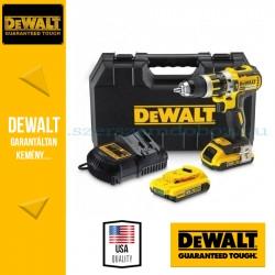 DEWALT DCD795D2-QW 18.0 V-os XR Li-Ion kefe-nélküli ütvefúró-csavarozó\r\n