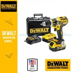 DEWALT DCD795P2-QW 18.0 V-os XR Li-Ion kefe-nélküli ütvefúró-csavarozó