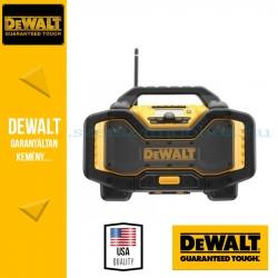 DEWALT DCR027-QW  10,8V XR Bluetooth rádió alapgép
