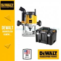 DEWALT DW621KT-QS 1100 W-os 6-8mm-es elektronikus felsőmaró