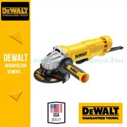 DEWALT DWE4203-QS Sarokcsiszoló, Ø125mm, 1000W