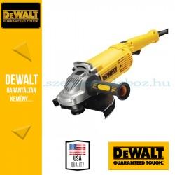 DEWALT DWE492-QS 2200W-os 230mm sarokcsiszoló\r\n