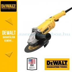 DEWALT DWE492KD-QS Sarokcsiszoló szett Ø230mm 2200W