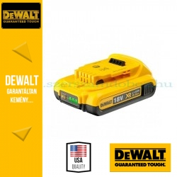 DEWALT DCB183B-XJ 18V 2Ah XR Li-Ion Tool Connect Bluetooth Akkumulátor