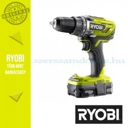 Ryobi R18DD3-113S One Plus 18 V nagyteljesítményű fúrócsavarozó