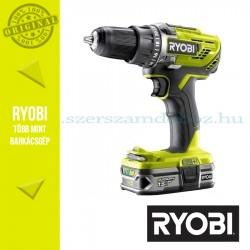 Ryobi R18DD3-215S One Plus 18 V nagyteljesítményű fúrócsavarozó