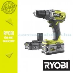 Ryobi R18DD3-252S One Plus 18 V nagyteljesítményű fúrócsavarozó