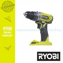 Ryobi R18PD2-0 One Plus 18 V nagyteljesítményű kétsebességes ütvefúró-csavarozó alapgép