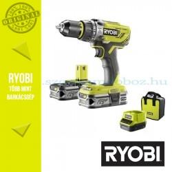 Ryobi R18PD31-225S One Plus 18 V nagyteljesítményű ütvefúró-csavarozó
