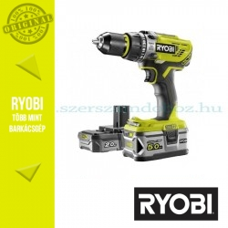 Ryobi R18PD31-252S One Plus 18 V nagyteljesítményű ütvefúró-csavarozó