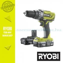 Ryobi R18PD3-242S One Plus 18 V nagyteljesítményű ütvefúró-csavarozó