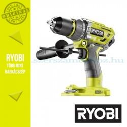 Ryobi R18PD7-0 One Plus 18 V szénkefe nélküli nagyteljesítményű kompakt ütvefúró-csavarozó alapgép