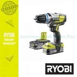 Ryobi R18PDBL-225S One Plus 18 V szénkefe nélküli ütvefúró-csavarozó