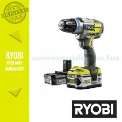Ryobi R18PDBL-252S One Plus 18 V szénkefe nélküli ütvefúró-csavarozó