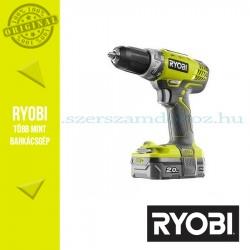 Ryobi RCD18-120S 18 V kétsebességes fúrócsavarozó