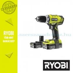Ryobi RCD18-220S 18 V nagyteljesítményű fúrócsavarozó