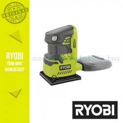 Ryobi R18SS4-0 18V akkus négyzet alakú lapcsiszoló alapgép