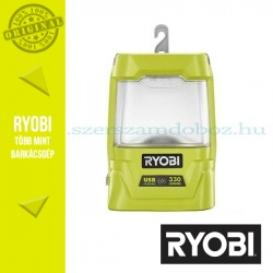 Ryobi R18ALU-0 18 V vezeték nélküli LED-es térmegvilágító lámpa alapgép