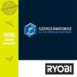 Ryobi R18DDID-220S 18V akkumulátoros 2 gépes erőcsomag (R18DD3 fúrócsavarozó + RID1801 ütvecsavarozó)