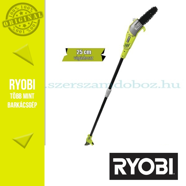 Ryobi RPP750 750 W Elektromos Ágvágó Láncfűrész