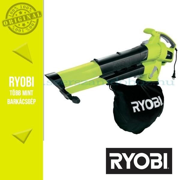 Ryobi RBV3000VP 3000 W Elektromos  Lombfújó-szívó