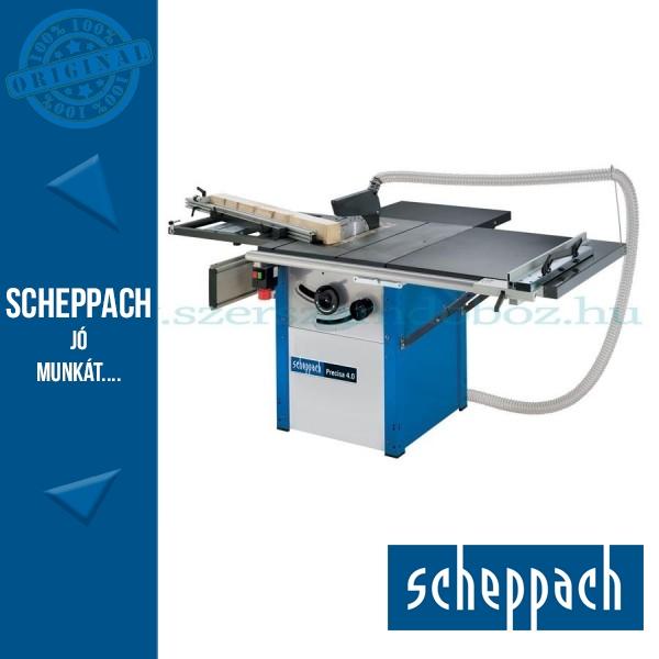 Scheppach PRECISA 4.0 asztali körfűrész 400V