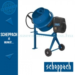 Scheppach MIX 140 betonkeverő