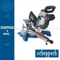 Scheppach HM 100 LXU gérvágó fűrész húzófunkcióval és lézerrel
