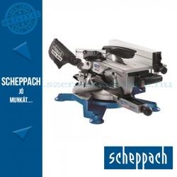 Scheppach HM 100 T kombinált gérvágó fűrész