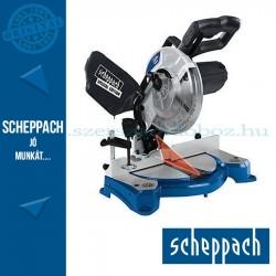 Scheppach HM 80 L gérvágó fűrész lézerrel
