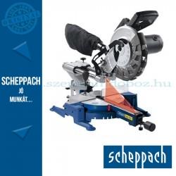Scheppach HM 80 LXU gérvágó fűrész lézerrel