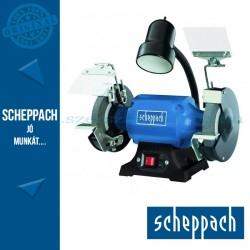 Scheppach SM 150 L kettős köszörű
