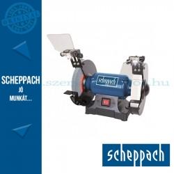 Scheppach SM 200 AL kettős köszörű