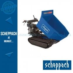 Scheppach DP 5000 benzinmotoros hernyótalpas szállítógép