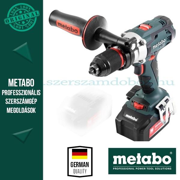 Metabo SB 18 LTX Impuls ütvefúró-csavarozó