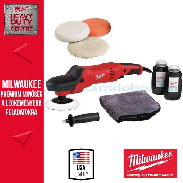 Milwaukee AP 14-2 200 E-SET Csiszoló-polírozó