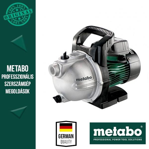 Metabo P 2000 G Kerti vízszivattyú