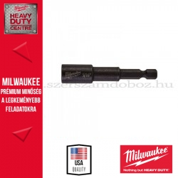 "MILWAUKEE SHOCKWAVE MÁGNESES DUGÓKULCS 5/16"" x 65 1 DB"