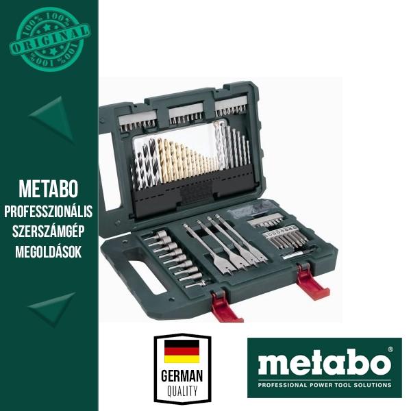 Metabo 626708000  Tartozék készlet 86 részes